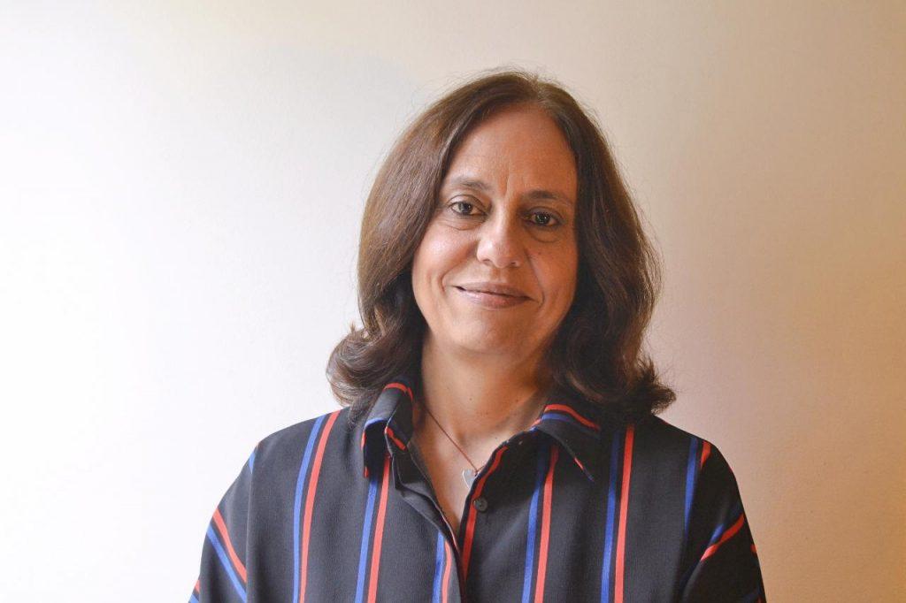 A arquiteta Paula Torgal, Presidente do Conselho Diretivo da Ordem dos Arquitetos Secção Regional Sul